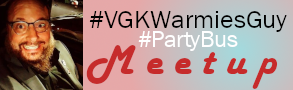 Join #VGKWarmiesGuy on Meetup!
